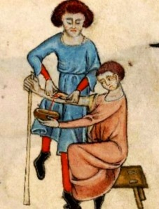 bloodletting luttrell psalter crop strtch