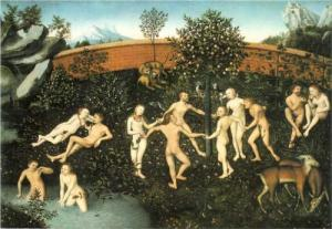 lucas cranach the elder the golden age